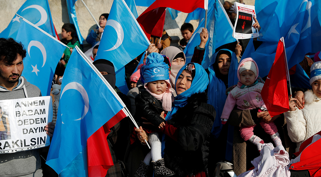 PRC points to massacre as justification for Uighur crackdown