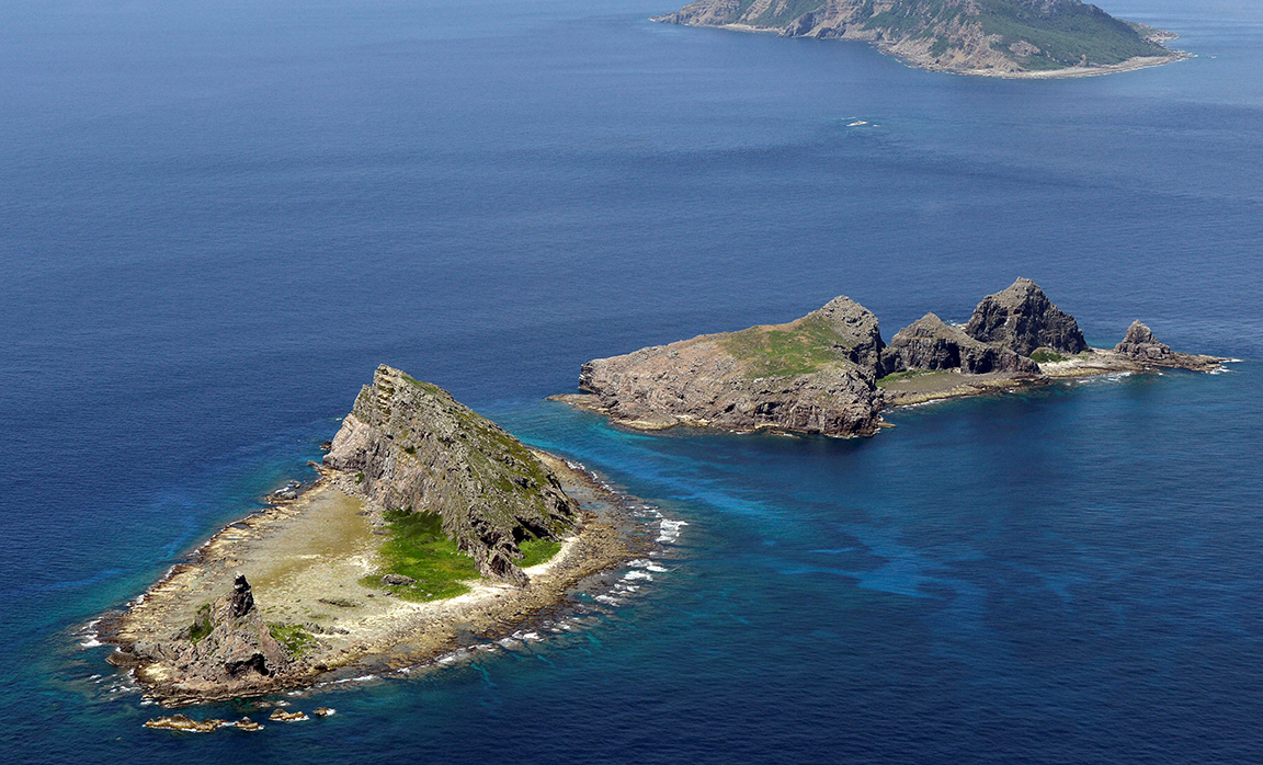 Japan deploys forces to defend territorial waters near disputed islands