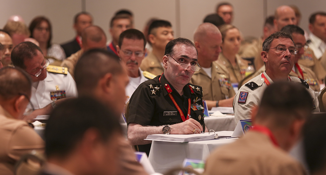 Pacific amphibious forces focus on humanitarian assistance and disaster relief during 5th annual symposium