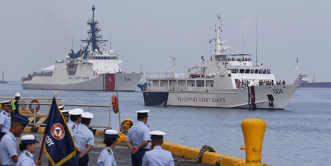 U.S. increases Coast Guard presence in Pacific to counter PRC's fleet