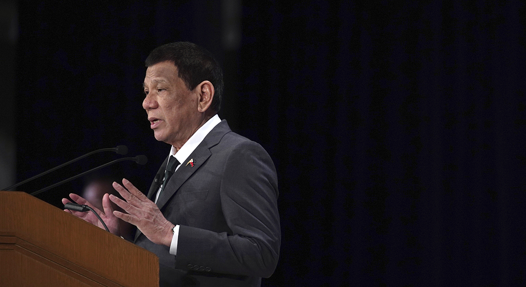 Duterte calls on ASEAN leaders to redouble efforts in combating common challenges