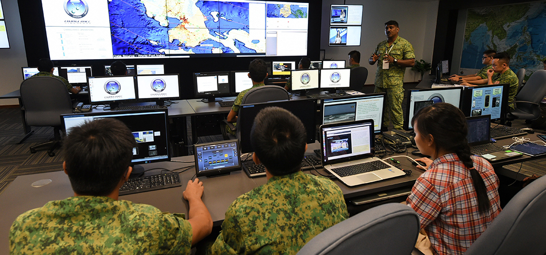 Singapore, U.S. partner on artificial intelligence for disaster response