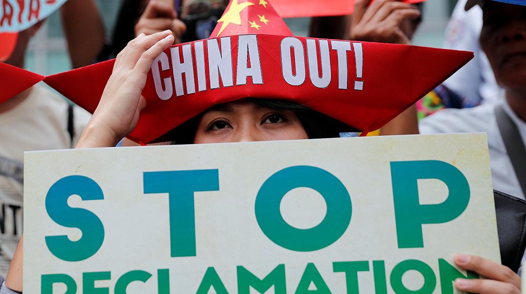 중국과 동남아시아, 17년 만에 남중국해 분쟁 해결을 위한 첫 협정 체결 추진