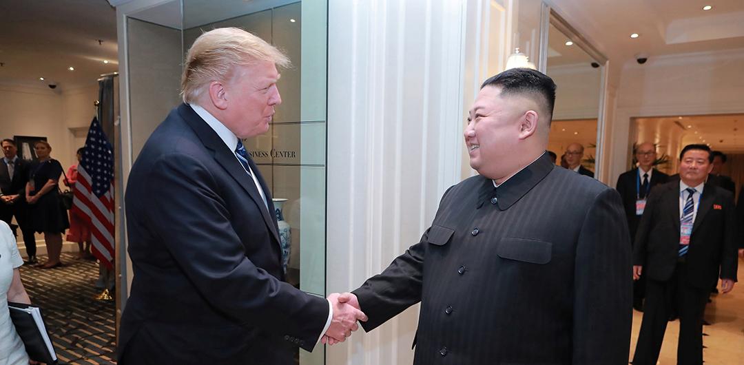 U.S., North Korea in talks for third Trump-Kim summit
