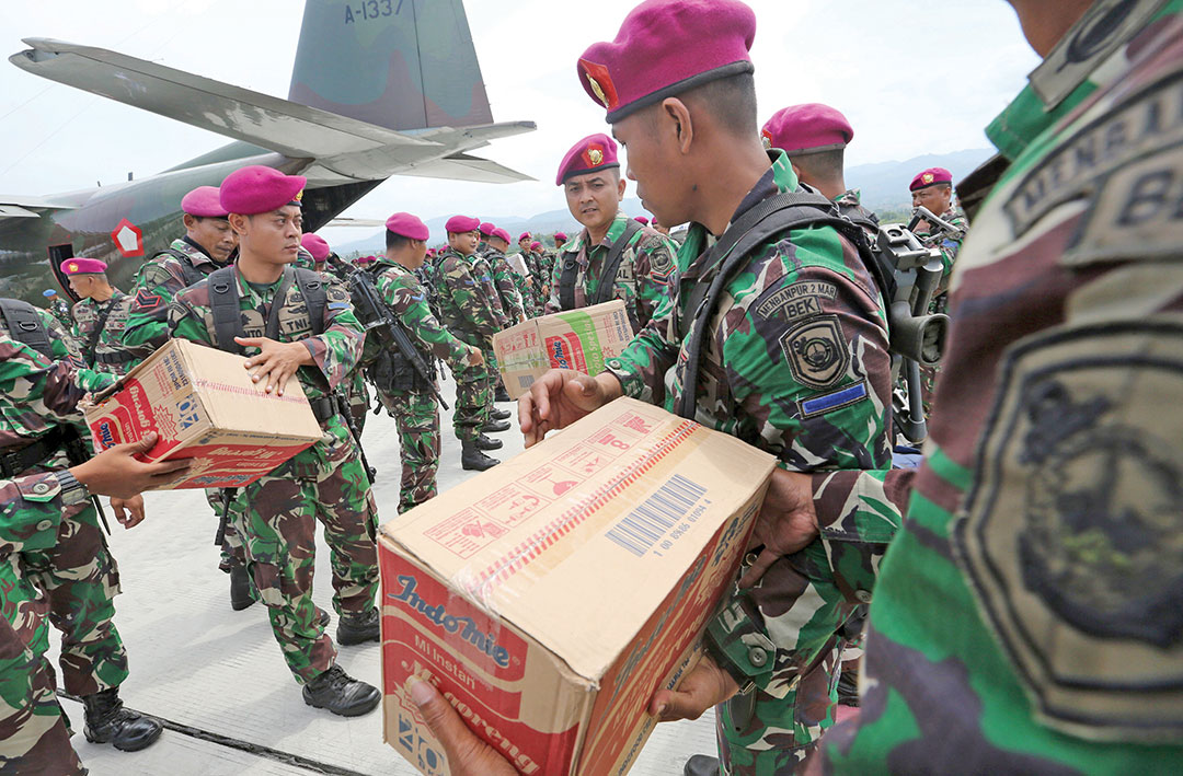 Indonesia: Disaster Response Budget to Double