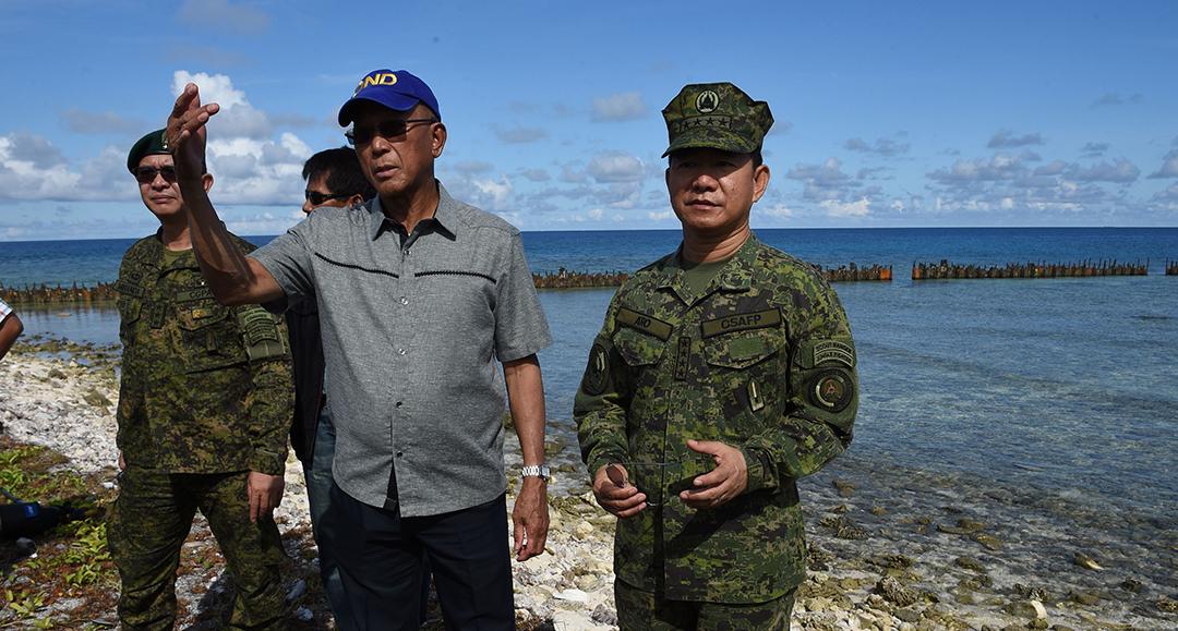 菲律宾试图通过发展旅游业来强化主权主张