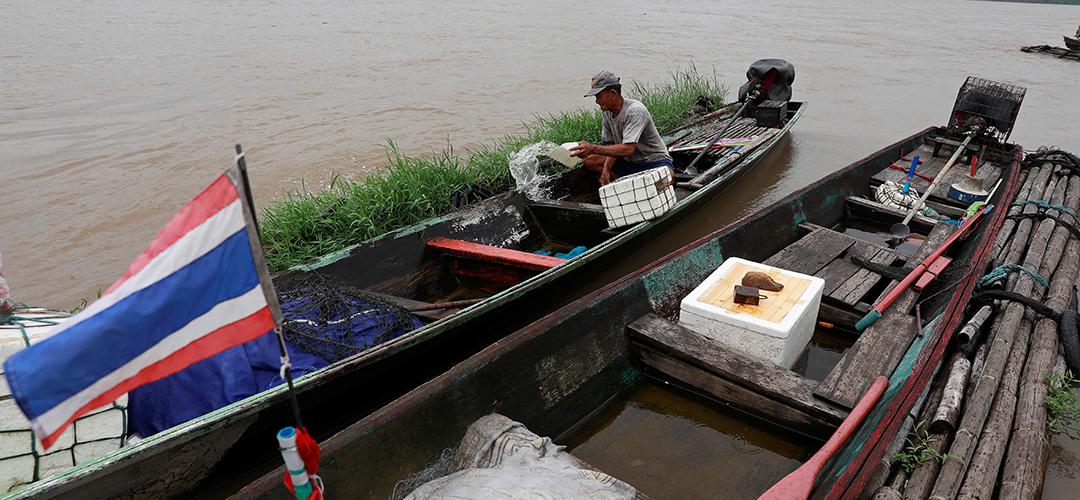 消失的湄公河水引发对中国的质疑