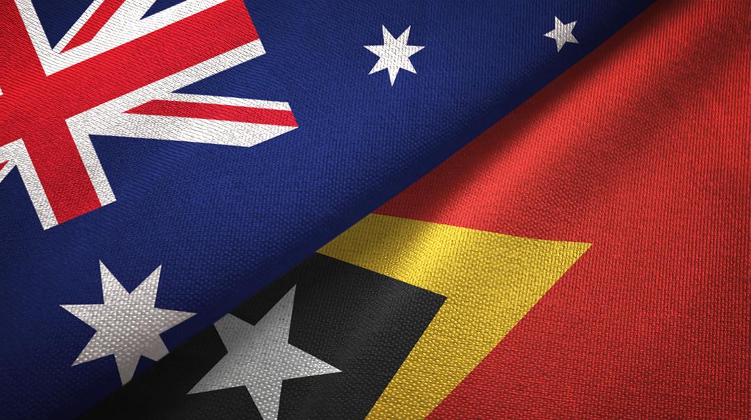 東ティモールとの海上国境を定める条約をオーストラリアが批准