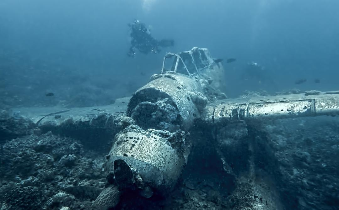 Palau dan berbagai negara mitra bekerja untuk melenyapkan sisa-sisa bahan peledak dari Perang Dunia II
