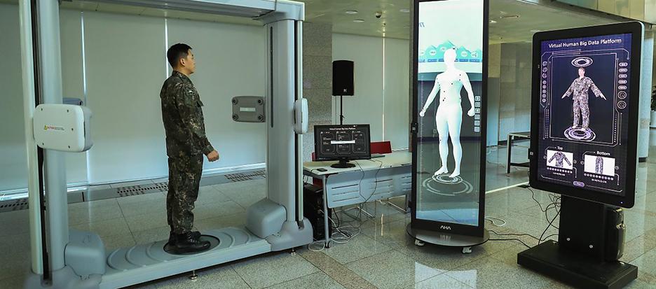 Teknologi tercanggih menjadi bagian dari kehidupan militer Korea Selatan