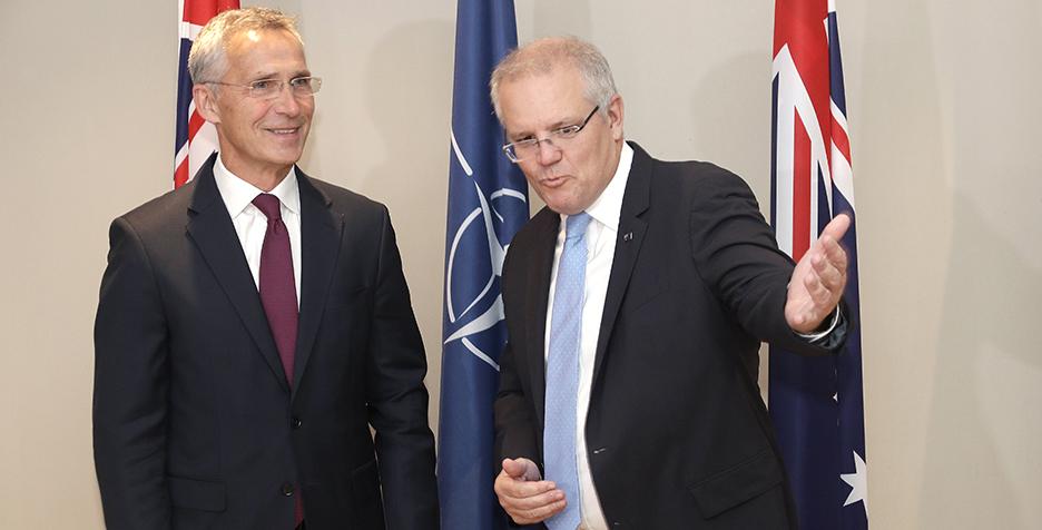 Berbagai negara Indo-Pasifik mengandalkan NATO sebagai model keamanan dan mitra multilateral
