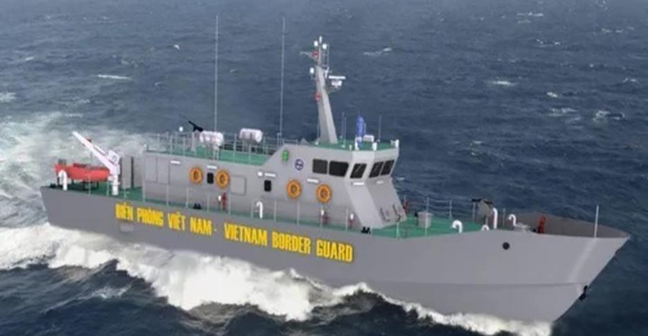 インドがベトナム辺防部隊に哨戒艇を提供