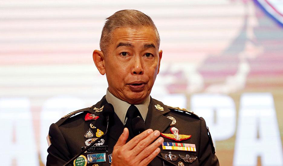 태국, 미국 장갑차 120대 확보