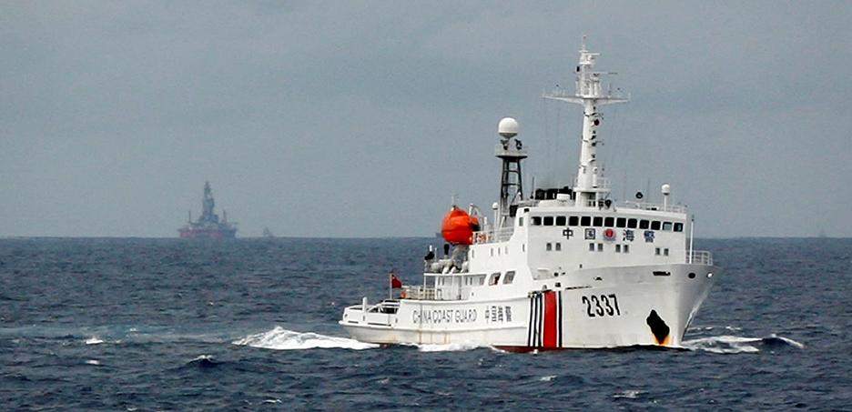 RRT mengancam Vietnam dengan pendudukan maritim berulang