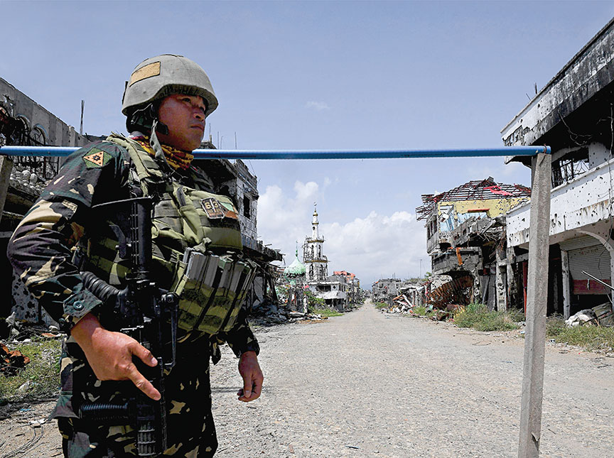 Southeast Asia boosts fight against 'real and present' Militant Threat