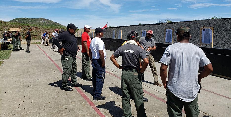 太平洋島嶼国の警察が連邦捜査局による実地訓練に参加   Indo-Pacific ...
