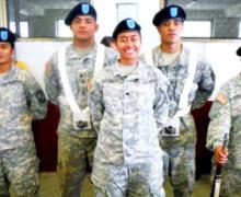 米領サモアの学生のキャリアへの第一歩を支える予備役将校訓練課程