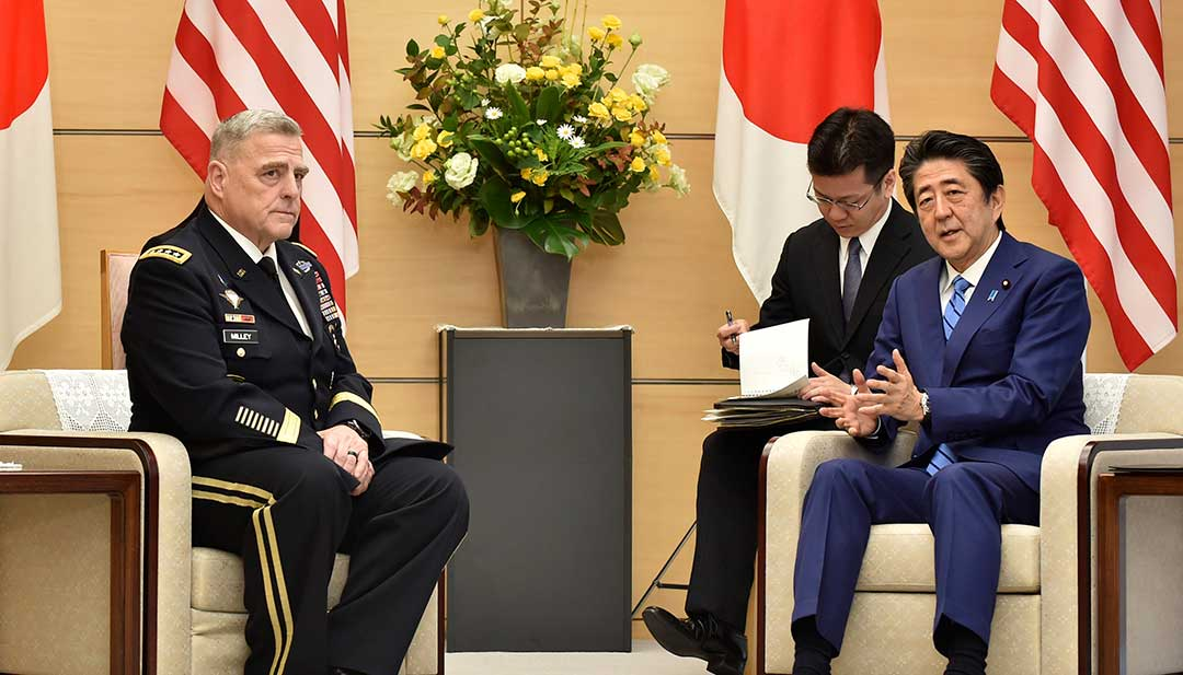 Japan, U.S. say 3-way ties with South Korea remain key to security