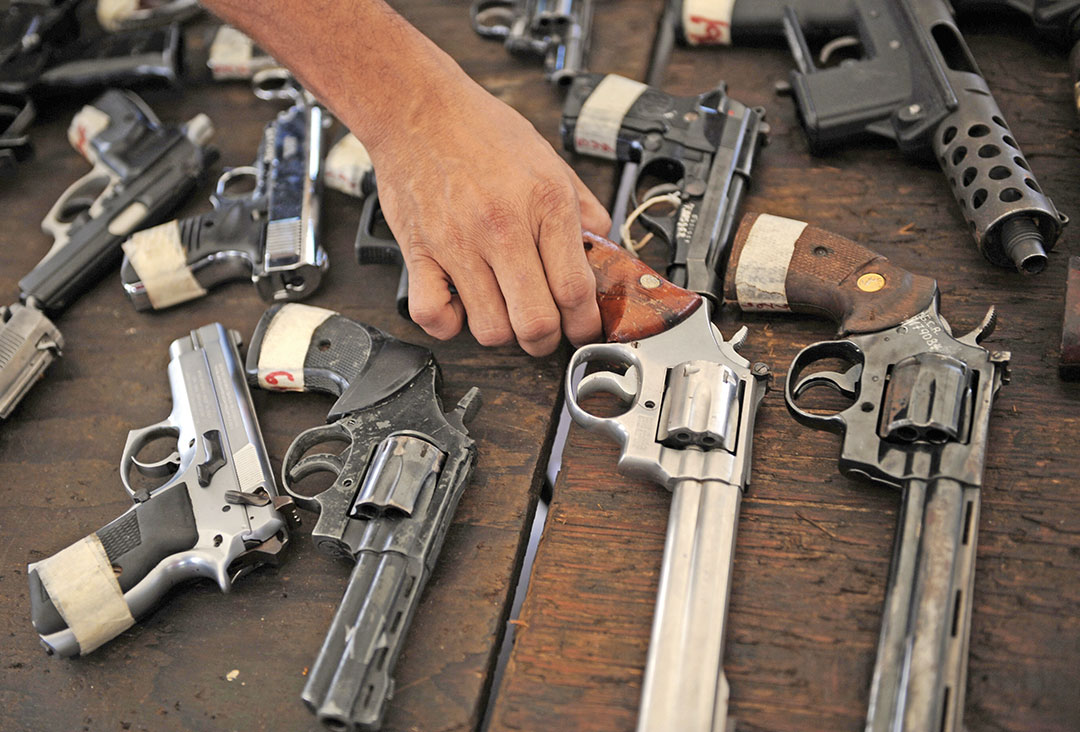 Costa Rica: Murders drop, gun seizures increase