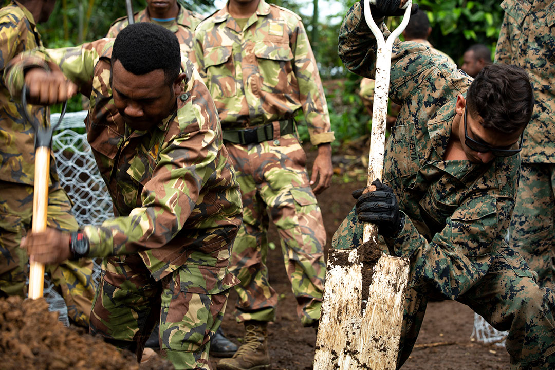 U.S. bolsters commitment to Pacific island nations