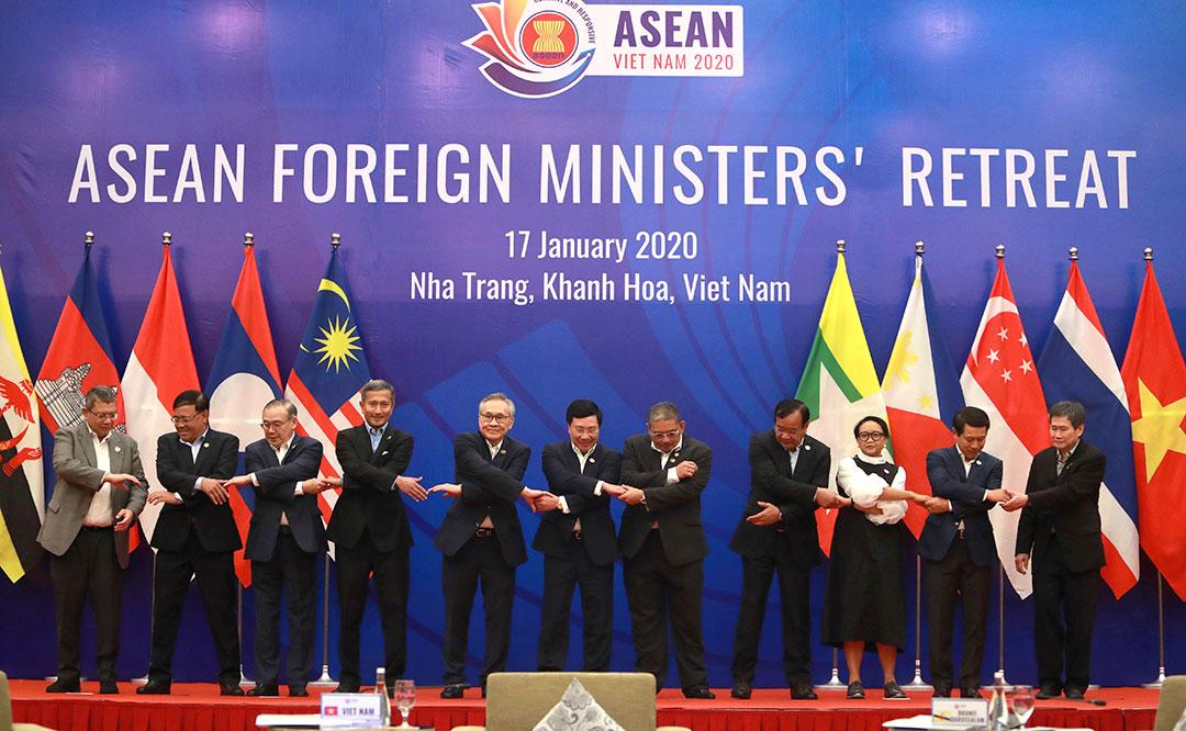 今後の方向性を明確に示す新規ASEAN報告書 | Indo-Pacific Defense Forum