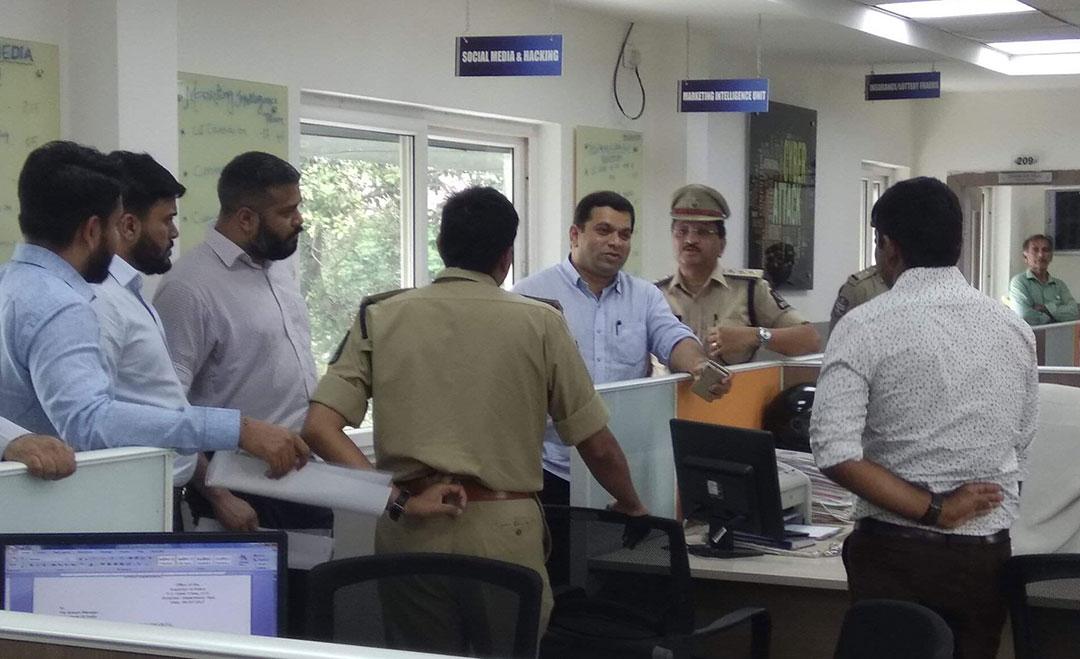 Kepolisian Siber India Membidik Penipu Online Indo Pacific