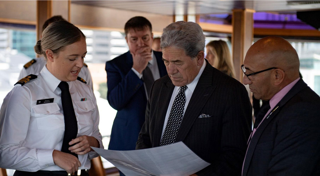 New Zealand comes to the aid of Pacific neighbors