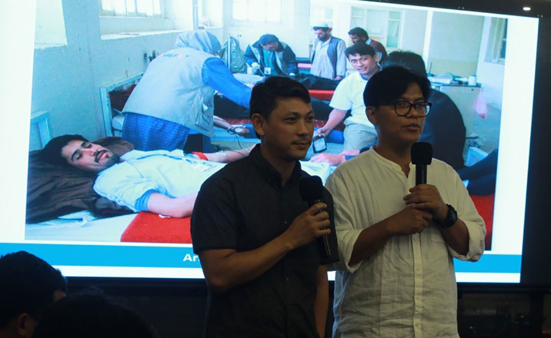 NGOs supplement state deradicalization efforts in Indonesia