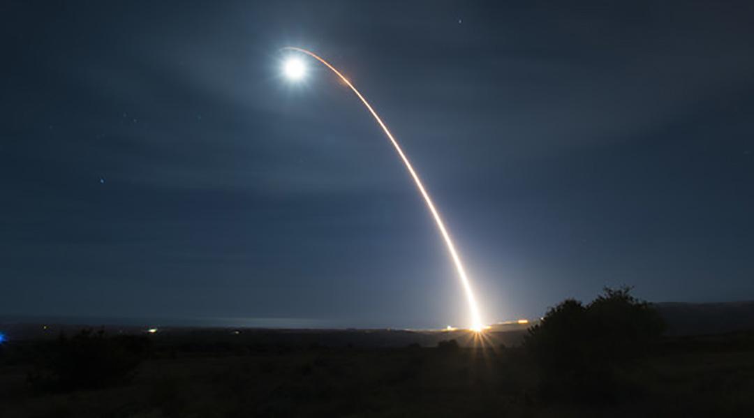U.S. Strategic Command tests all legs of nuclear triad
