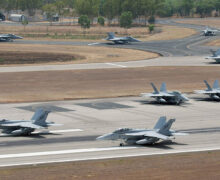 Australian air base upgrade boosts bilateral ties with U.S.