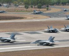 Pemutakhiran pangkalan udara Australia meningkatkan hubungan bilateral dengan A.S.