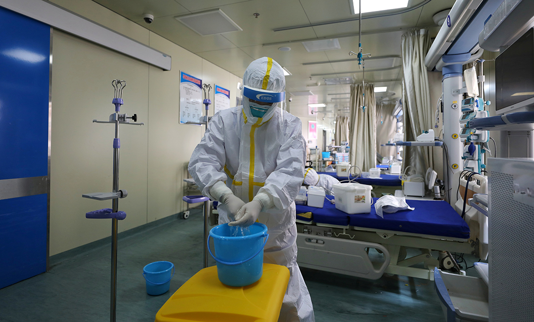 China a hotbed for pandemics historically, experts say