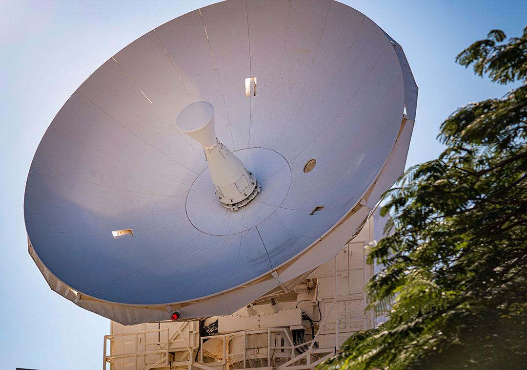 太空之眼:美澳合作加强太空优势