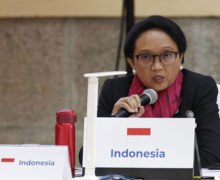 Indonesia condemns treatment of nationals by Chinese fishing company