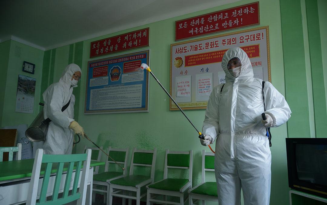 専門家の見解:新型コロナウイルス感染症に関連した北朝鮮の封鎖措置により他の国内健康問題が悪化