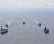 U.S. Navy maintains presence in Indo-Pacific