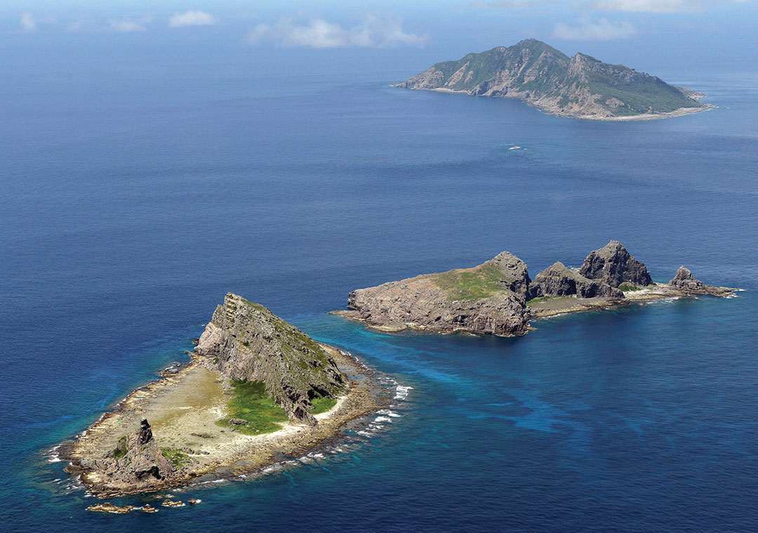 JAPAN: Police unit created to defend islands