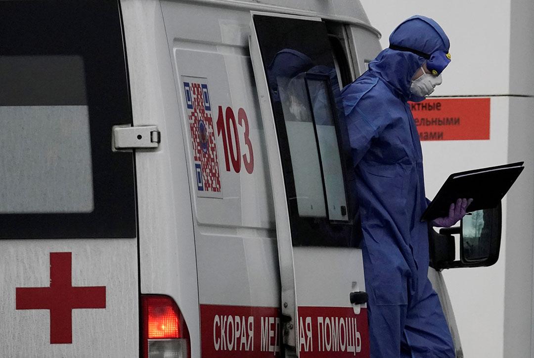 พลเมืองของรัสเซียและประเทศเพื่อนบ้านแสดงให้เห็นว่าวิกฤตโควิด-19 อาจเลวร้ายกว่าที่รายงาน