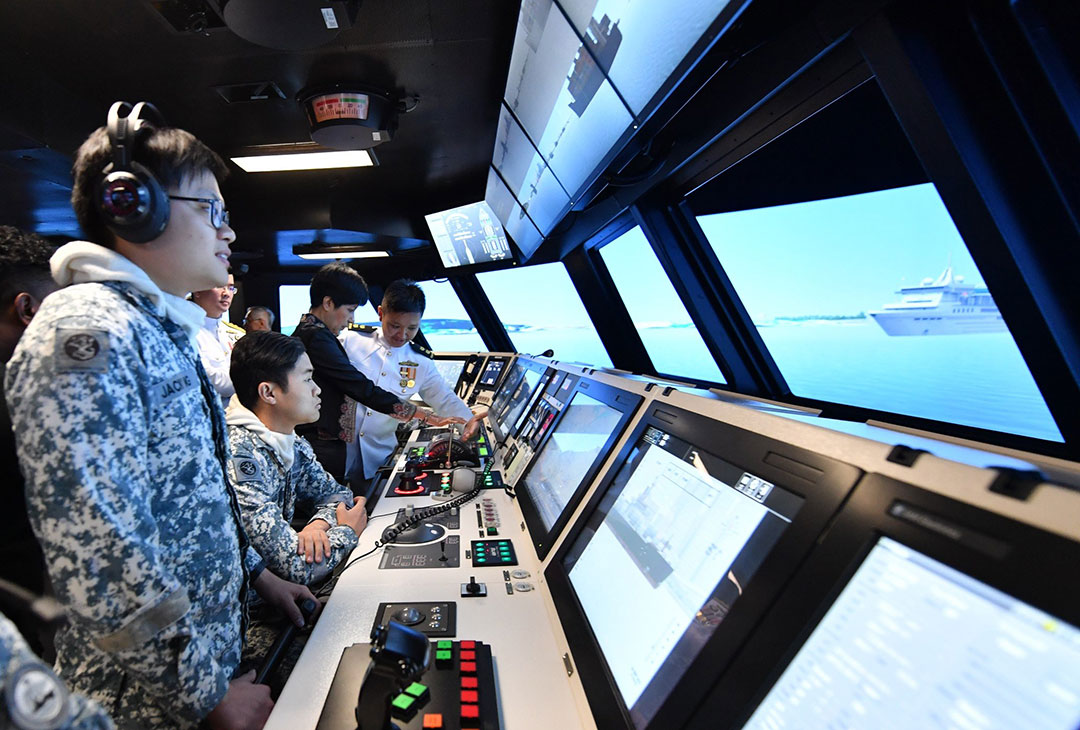 Realitas virtual meningkatkan pelatihan dan kesiapan angkatan bersenjata Indo-Pasifik
