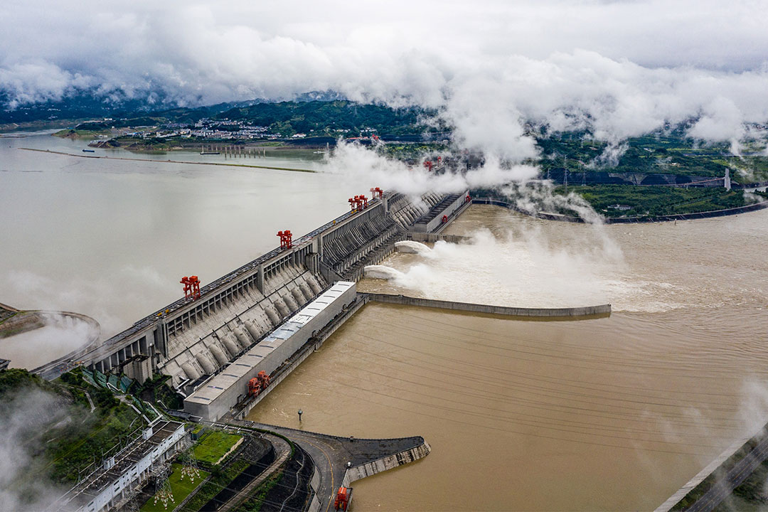 Safety concerns cloud Three Gorges Dam as PRC deluged with storms