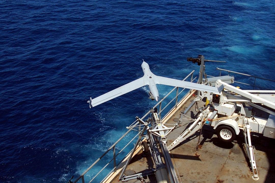 印太伙伴利用美国的无人机增强能力