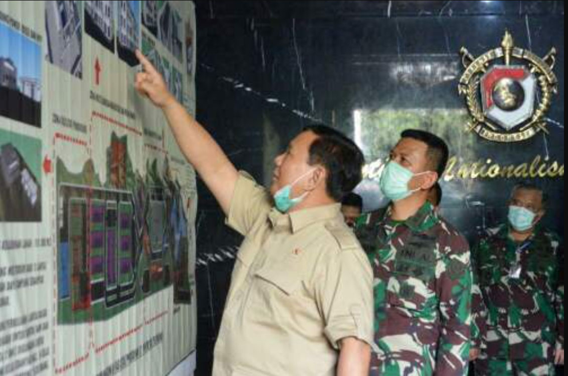 Indonesia to expand its defense university