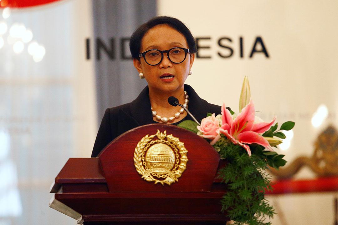 인도네시아, 중국 어선 나포 및 감독관 체포