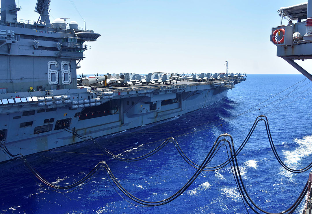 U.S. rejects PRC claims in South China Sea