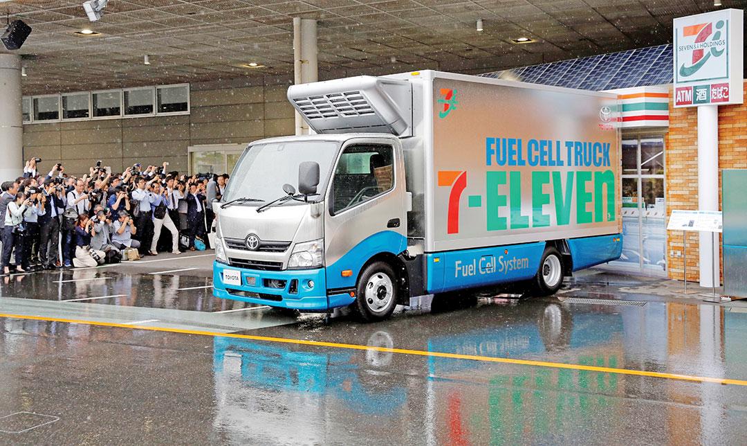 Australia/Jepang: Bekerja Sama Demi Masa Depan Berbahan Bakar Hidrogen