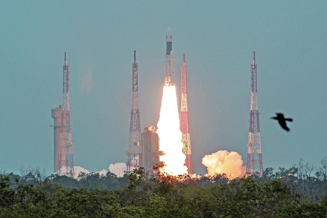 인도: 달 탐사를 통한 우주 야망