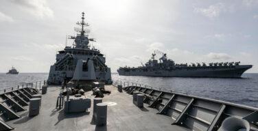 諸国提携により強みを結合することで、南シナ海紛争を解決