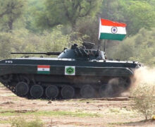India boosts domestic production with infantry combat vehicle
