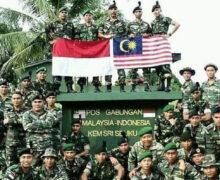 印尼与马来西亚加强保护领土主权方面的联系
