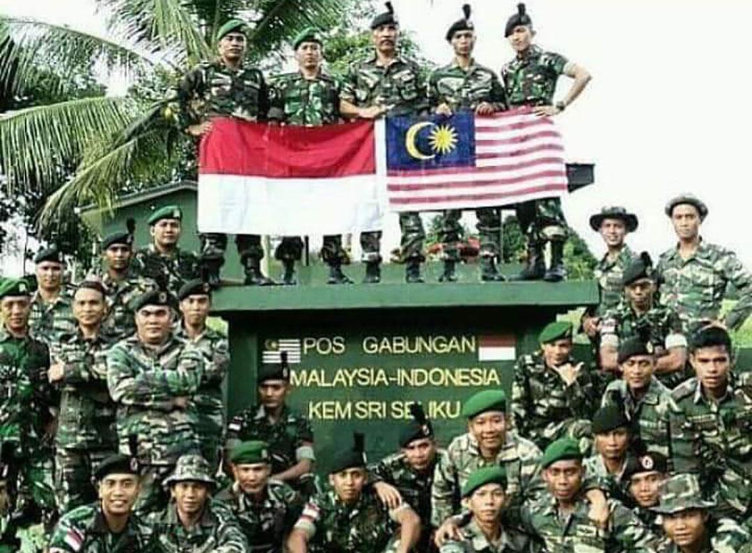 Indonesia dan Malaysia memperkuat ikatan untuk mempertahankan kedaulatan wilayah